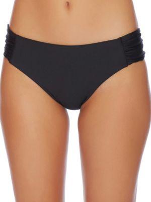 Premiere High-Rise Bikini Bottom by Luxe by Lisa Vogel