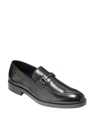 Henry Grand Dress Revolution Leather Loafers 500034138016