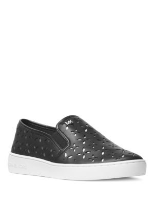 Keaton Cutout Slip-On Sneakers by MICHAEL MICHAEL KORS