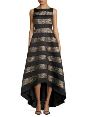 Lace Hi-Lo Dress by Betsy & Adam