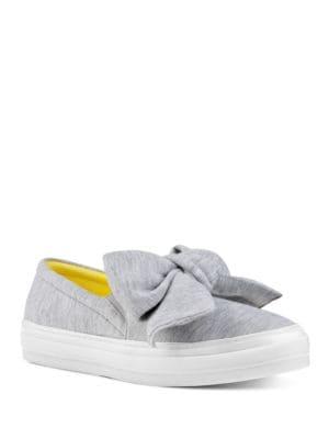 Onosha Jersey Knit Sneakers by Nine West