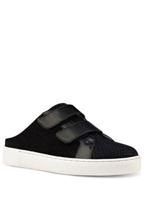 Poeton Leather Slip-On Sneakers by Nine West
