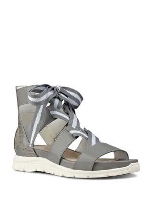Veedah Flatform Sandals by Nine West
