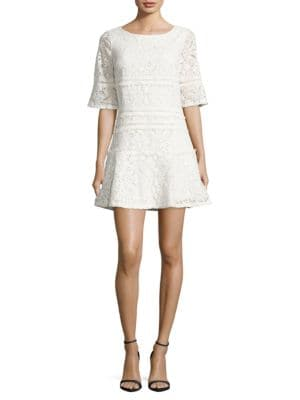 Margot Lace Dress by Adrianna Papell