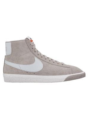 Women's Blazer Suede Vintage Mid-Top Sneakers by Nike