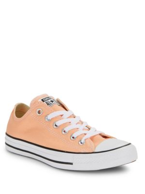 Unisex Chuck Taylor All-Star Canvas Low-Top Sneakers by Converse