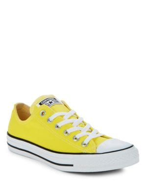 Unisex Chuck Taylor All Stars Classic Low-Top Sneakers by Converse