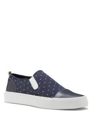 Darja Dotted Slip-On Sneakers by Ed Ellen Degeneres