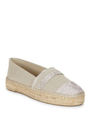 Jules Espadrille Slip-On Flats by KENDALL + KYLIE