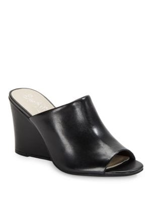 Affirmation Leather Mules by Seychelles