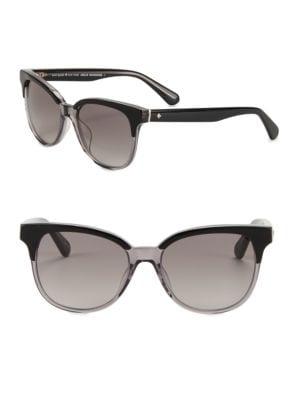 Image of Arlynn 52MM Round Sunglasses