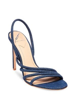 Fifi High Heeled Slingback Sandals by B Brian Atwood