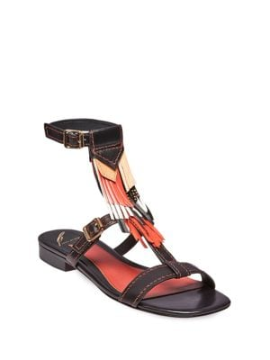 B-Megan Ankle Strap Sandals by B Brian Atwood