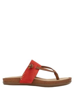 Shannon Thong Sandals by G.H. Bass