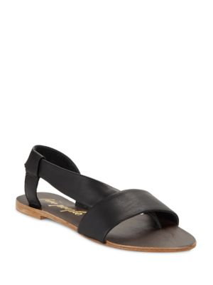 Photo of Under Wraps Metallic Leather Gladiator Sandals by Free People - shop Free People shoes sales