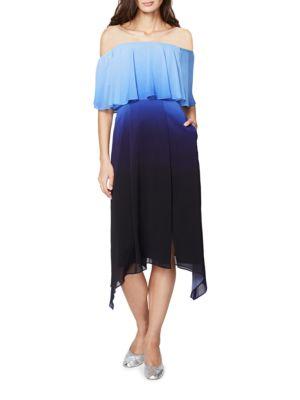Ombre Popover Dress by RACHEL Rachel Roy