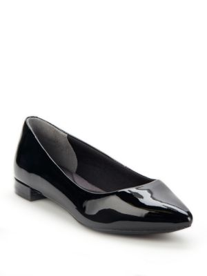 Adelyn Ballet Flats by Rockport
