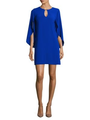 Solid Shift Dress by Jessica Simpson