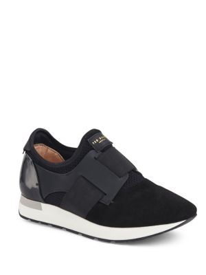 Kygoa Elastic Strap Trainers by Ted Baker London