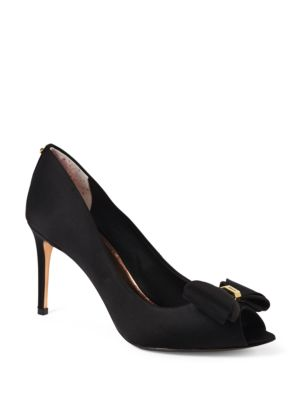 Alifair Bow-Front Pumps by Ted Baker London
