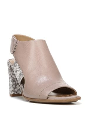 Zahn Leather Sandals by Naturalizer