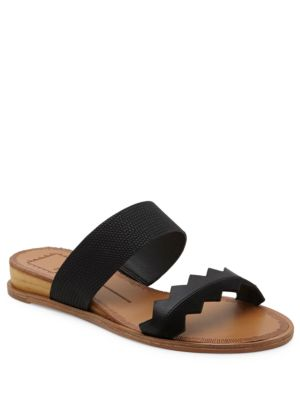 Pacer Calf Hair Sandals by Dolce Vita