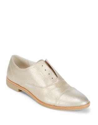 Cooper Leather Slip-On Oxfords by Dolce Vita