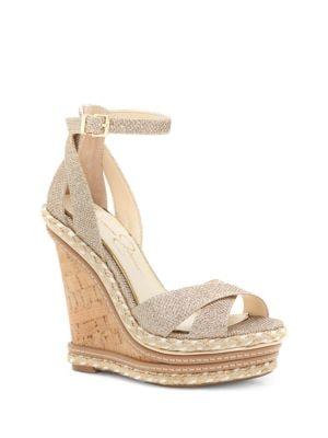Ahnika Platform Sandals by Jessica Simpson