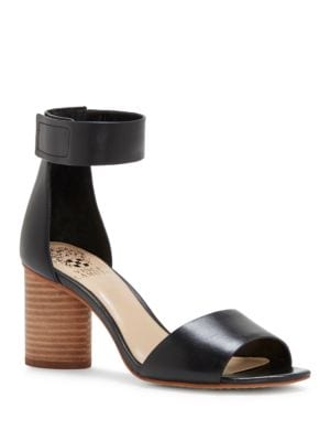 Jacon Leather Sandals by Vince Camuto