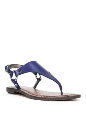Greta Suede Harness Sandals by Sam Edelman