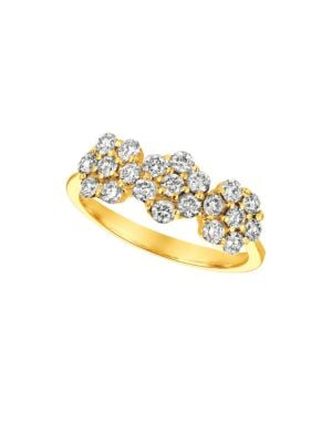 Diamond and 14k Yellow...