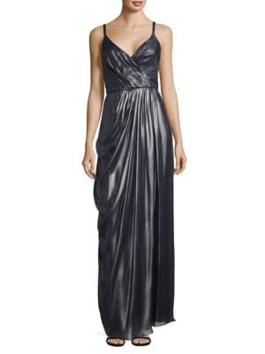 Photo of Vera Wang Pleated Sleeveless Dress