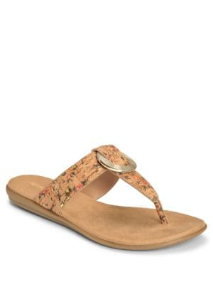 Supper Chlub Thong Sandals by Aerosoles