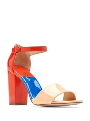 Liz Ankle Strap Sandals by Katy Perry
