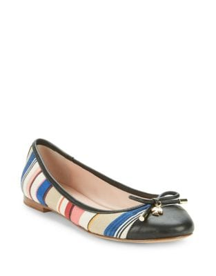 Wooster Cap Toe Flats by Kate Spade New York