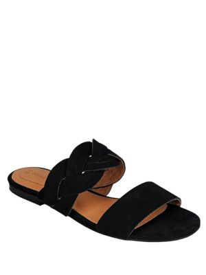 Sicily Leather Sandals by Corso Como