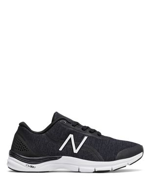 Perforated Back Low-Top Sneakers by New Balance