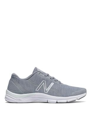 Lace-Up Low Top Sneakers by New Balance