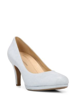 Michelle Suede Pumps by Naturalizer