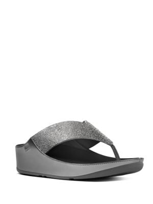 Crystal TM Thong Sandals by FitFlop