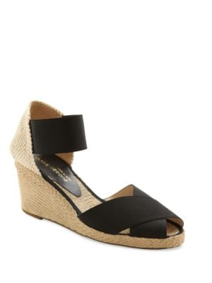 Erika Espadrille Wedge Sandals by Andre Assous
