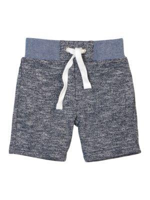 Little Boy's Knit Shorts...