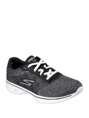 Go Walk 4 Exceed Sneakers by Skechers