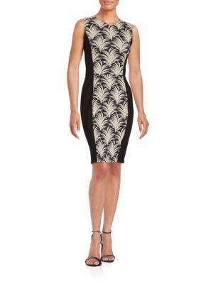 Panelled Sheath Dress by RACHEL Rachel Roy