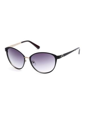 58MM Oval Sunglasses...
