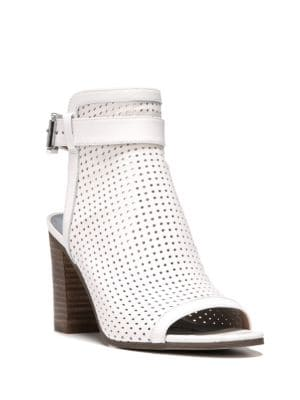 Emmie Buckled Ankle Strap Sandals by Sam Edelman