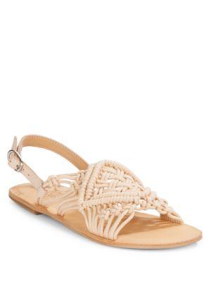 Ophelia Braided Sandals by Latigo