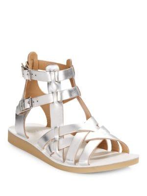Wow Leather Sandals by Latigo
