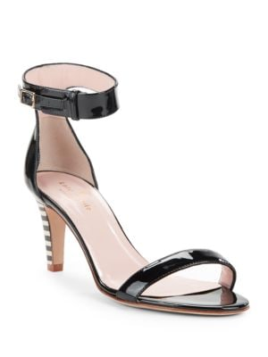 Elsa Patent Leather Sandals by Kate Spade New York