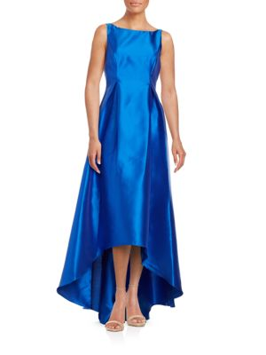Hi-Lo Flared Gown by Adrianna Papell